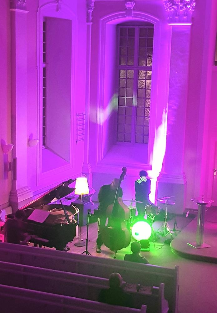 Bild: Christoph Georgii Trio: Passionschoräle neu vertont