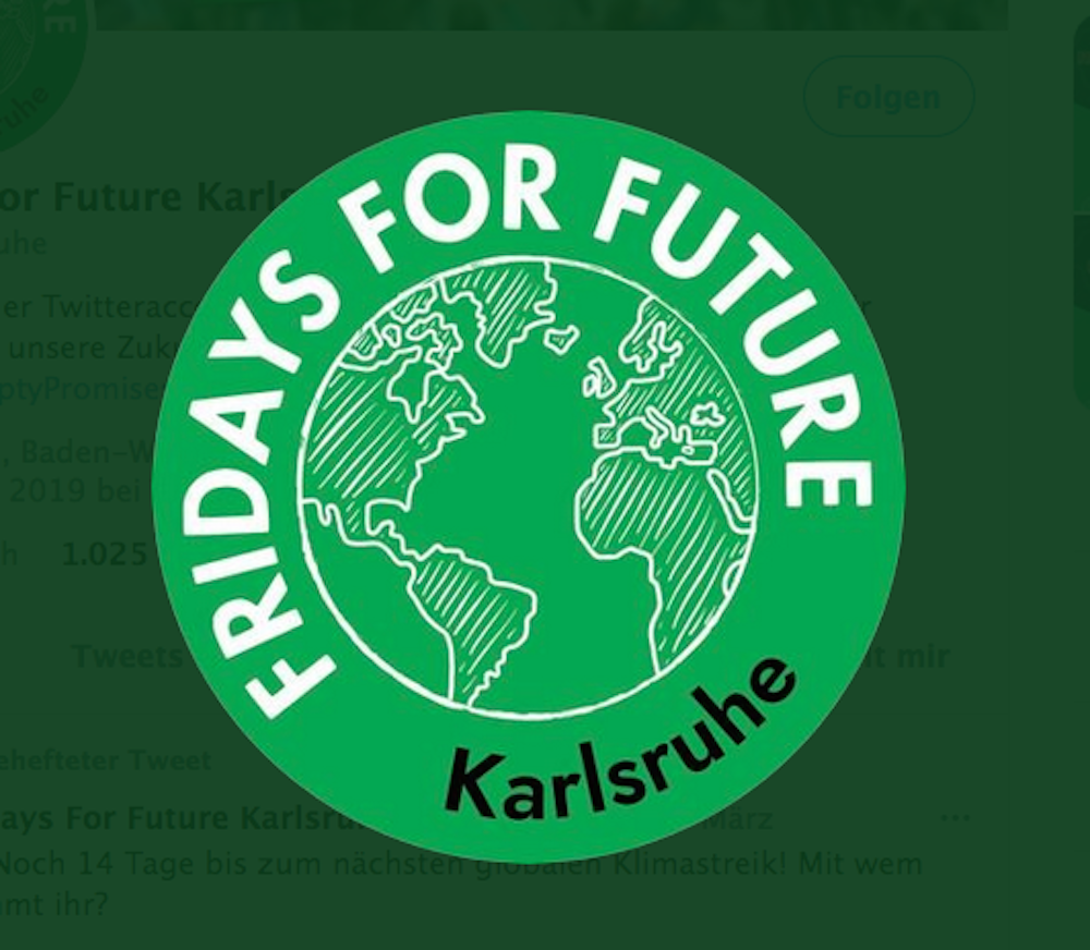 Bild: Fridays For Future Demo