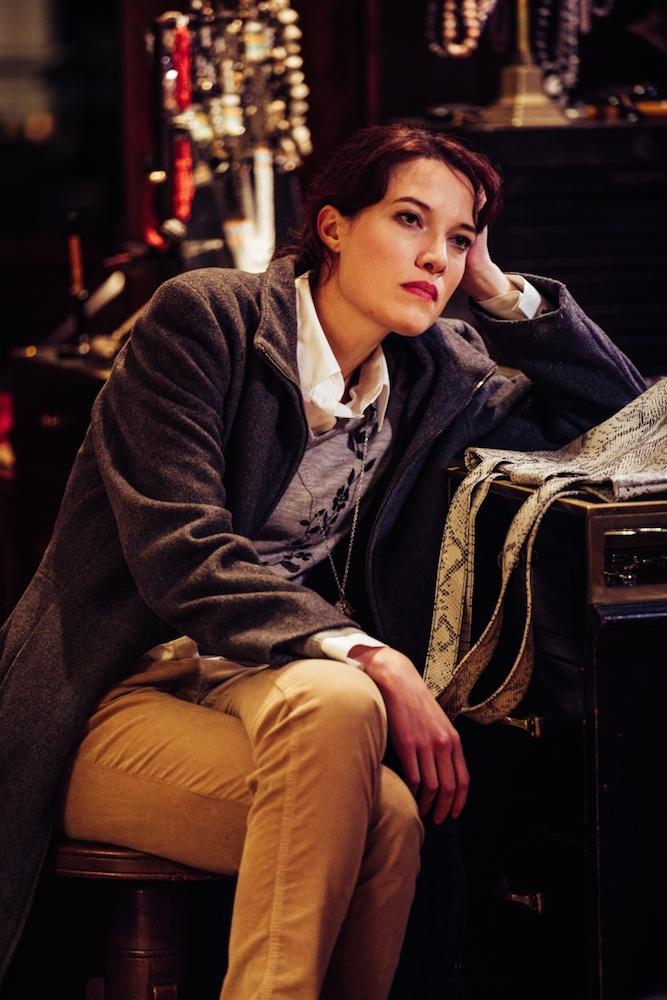 Bild:   Nadine Knobloch gewinnt New York Best Actress Award