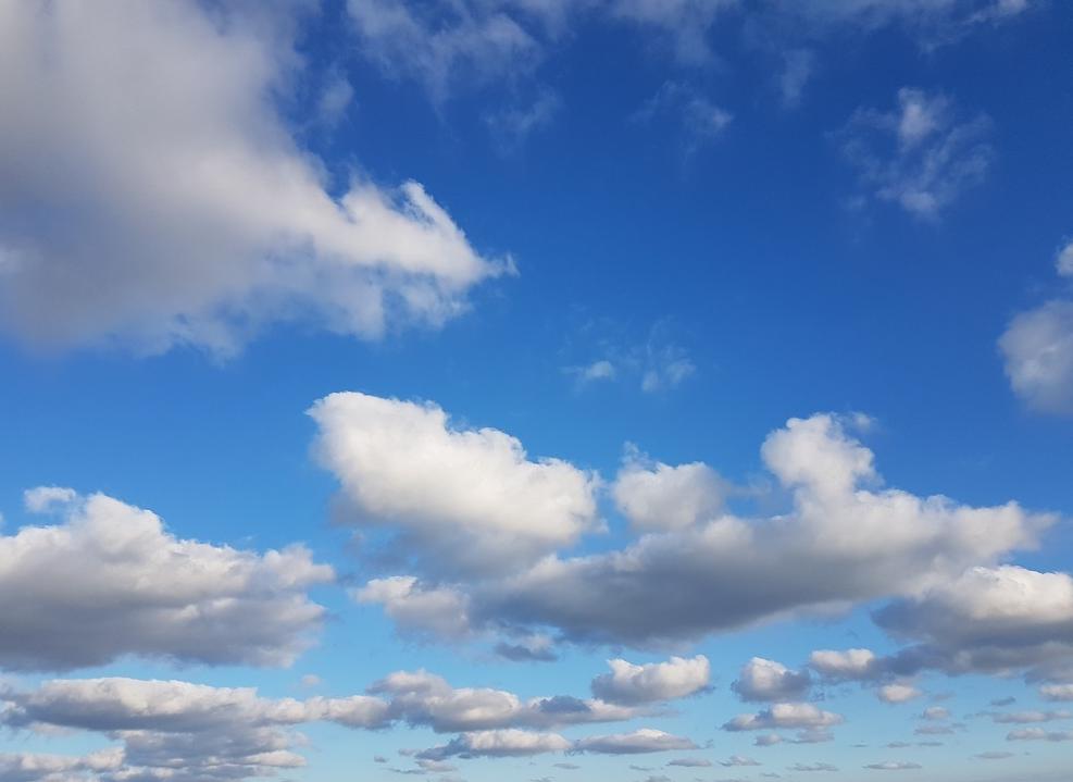 Bild: Heiter bis wolkig: Die Erderwärmung und die Wolken