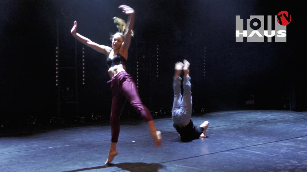 Bild: Zeitgenössischer Tanz