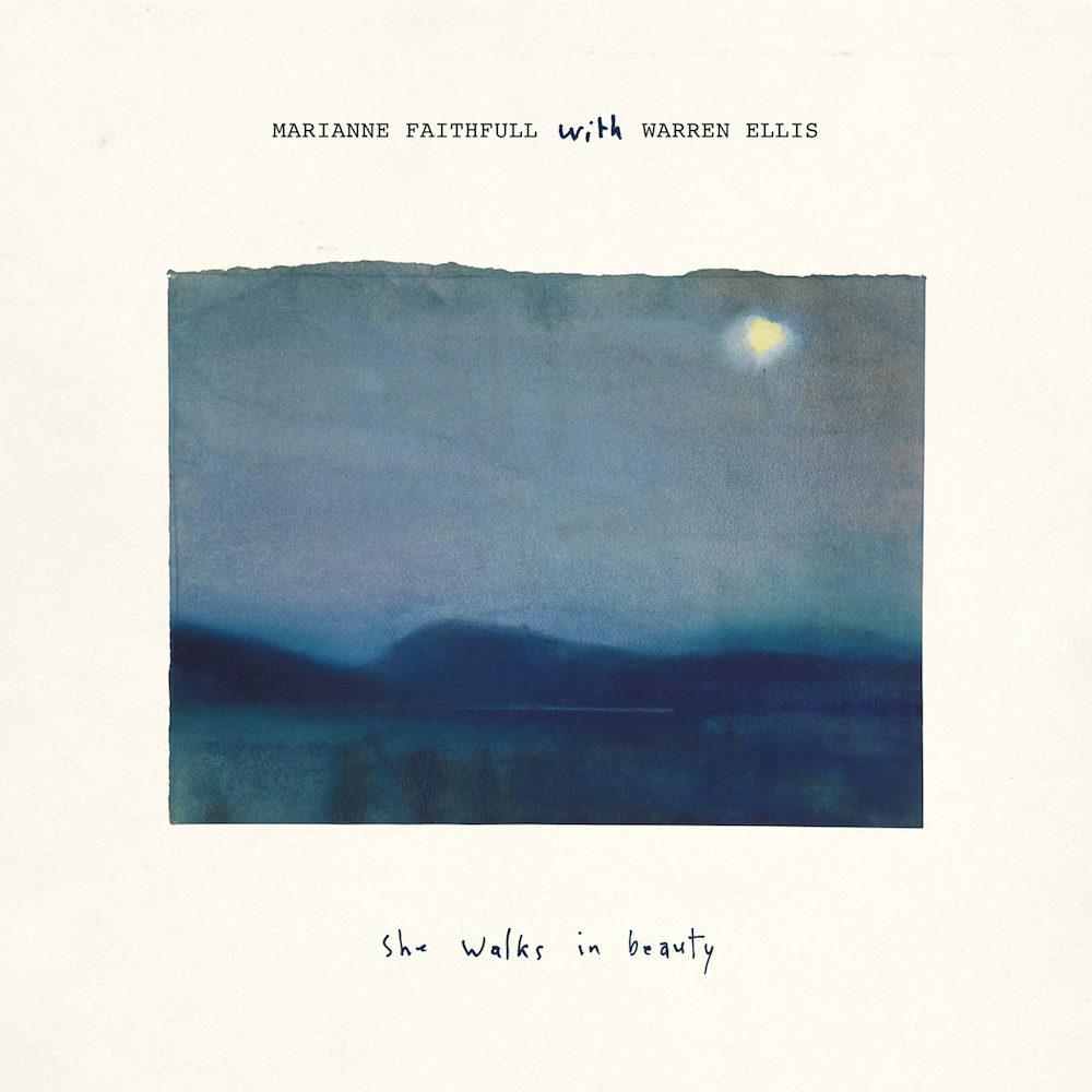 Bild: CD:  Marianne Faithfull & Warren Ellis