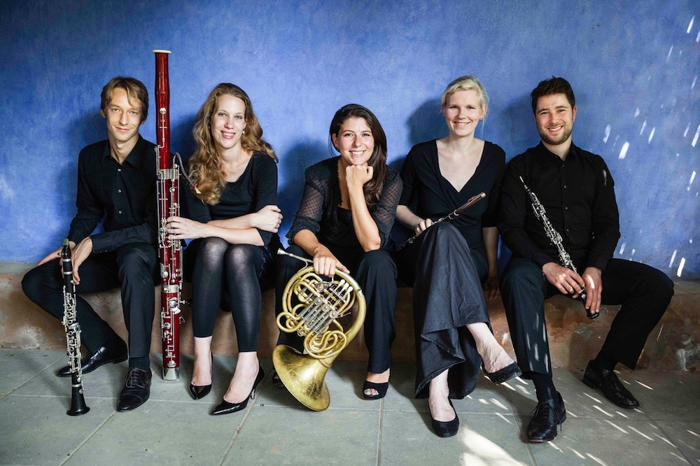Bild: Kultur auf der Terrasse:  Acelga Quintett