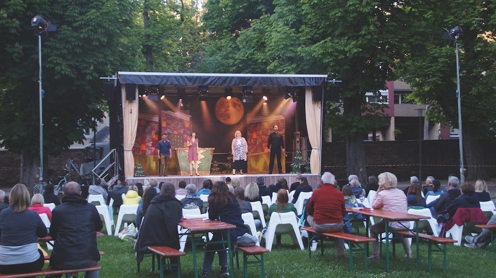 Bild: Kammertheater on the road