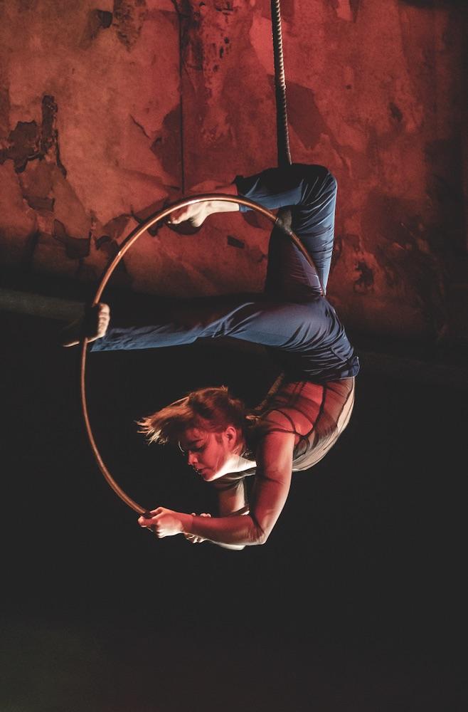 Bild: ATOLL Festival für zeitgenössischen Zirkus