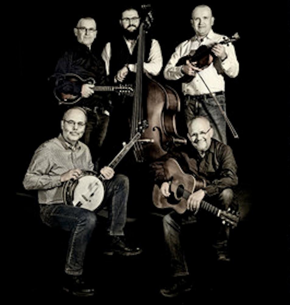 Bild - Grey Eagle Bluegrass-Band