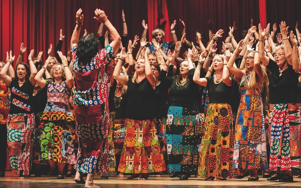 Bild: Info- und Kulturabend zu Afrika