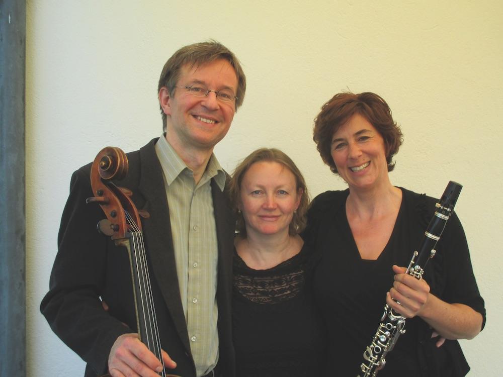 Bild: Baden-Badener Klarinettentrio spielt Werke von jüdischen Komponisten