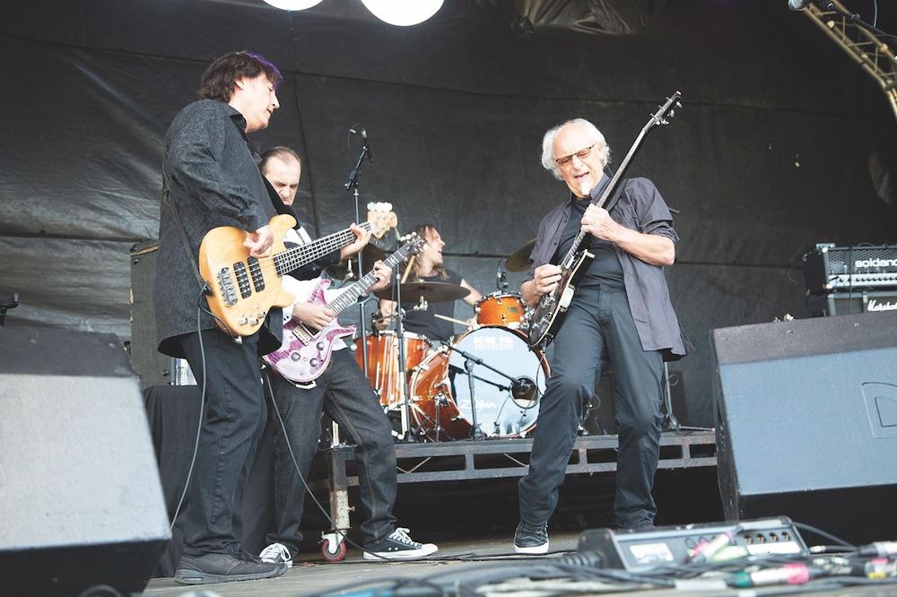Bild: Jethro Tull s Martin Barre & Band