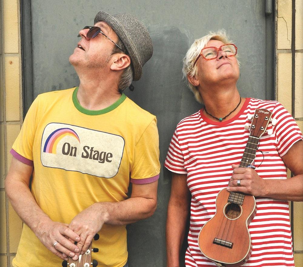 Bild: Die Schumacherin und der Herr Müller
