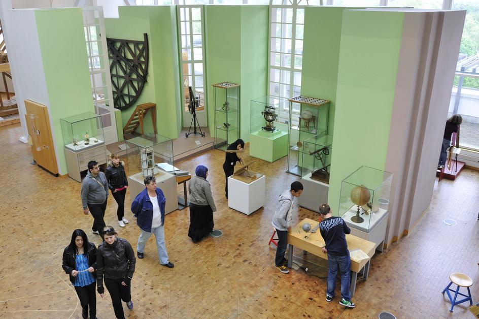 Bild: Landesmuseum für Arbeit und Technik Mannheim