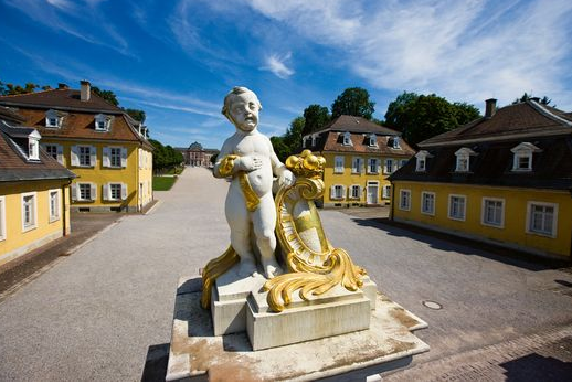 Bild: Schloss Bruchsal