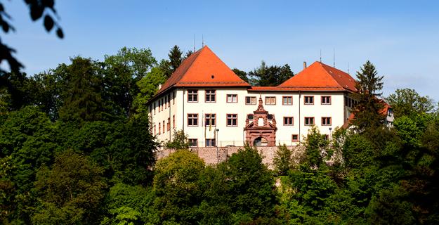 Bild - Schloss Neuenbürg