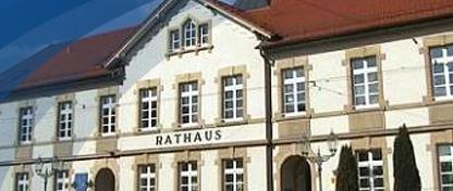 Bild: Bürgerhaus Linkenheim-Hochstetten
