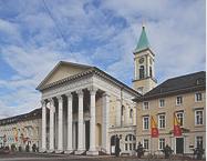 Bild - Evangelische Stadtkirche Karlsruhe