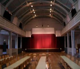 Bild: Festhalle Durlach