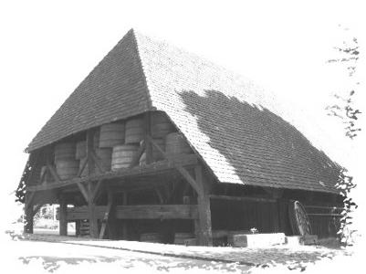 Bild: Historische Kelter Ellmendingen