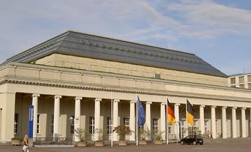 Bild - Stadthalle Karlsruhe