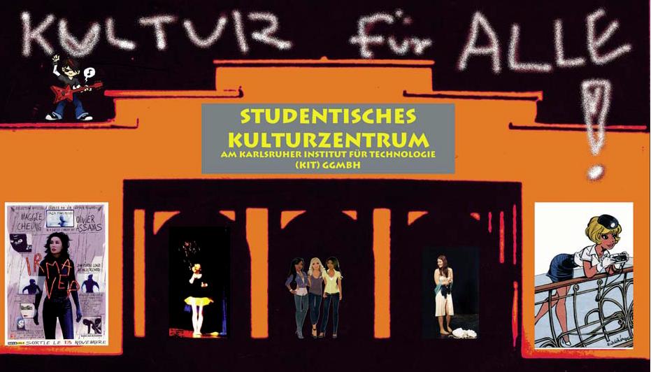 Bild: Studentisches Kulturzentrum