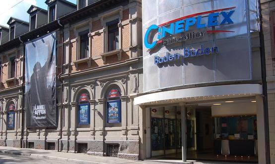 Bild: Cineplex Baden-Baden