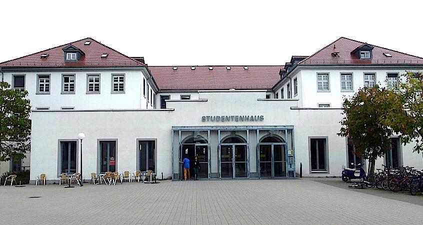 Bild: Festsaal Studentenhaus