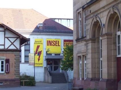 Bild: Junges Staatstheater in -Die Insel-