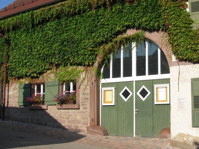 Bild - Museumsscheune Ittersbach