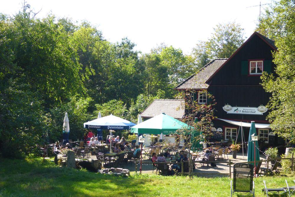 Bild - Waldgasthaus Scherrhof